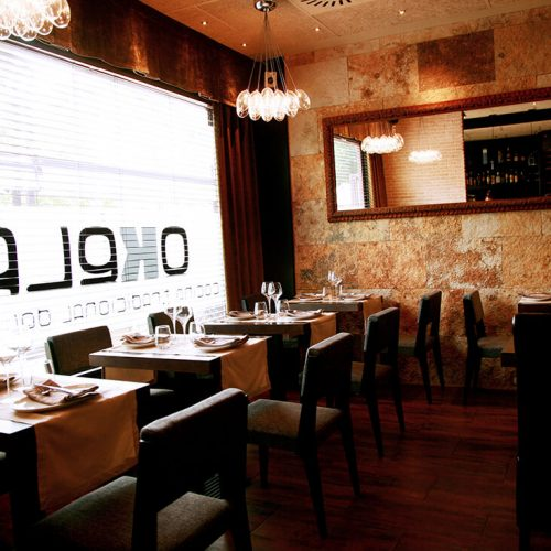 restaurante okela