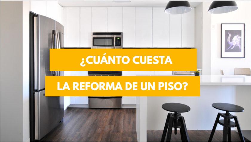 Cu nto cuesta la reforma de un piso de 100 metros cuadrados - Cuanto cuesta amueblar un piso ...